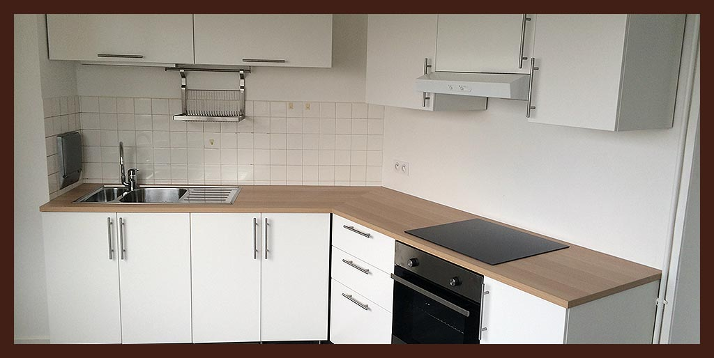 PLomberie en cuisine et salle de bain sur Rennes